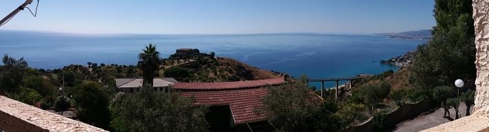 Casa vacanza Caminia vista mare