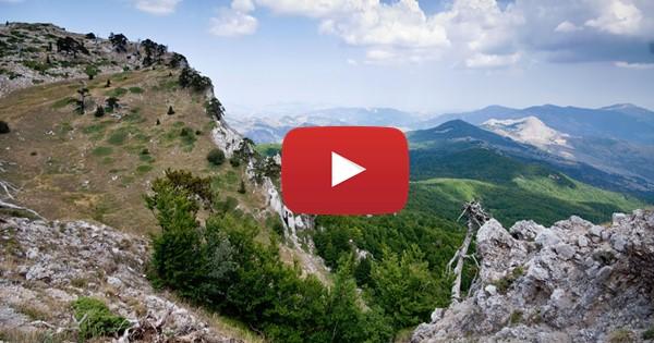 Calabria ionio montagna