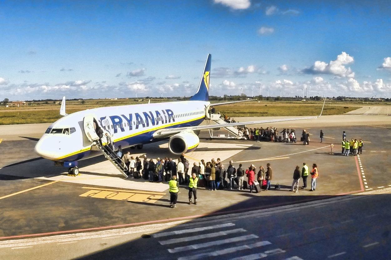Calabria Ryanair voli lamezia