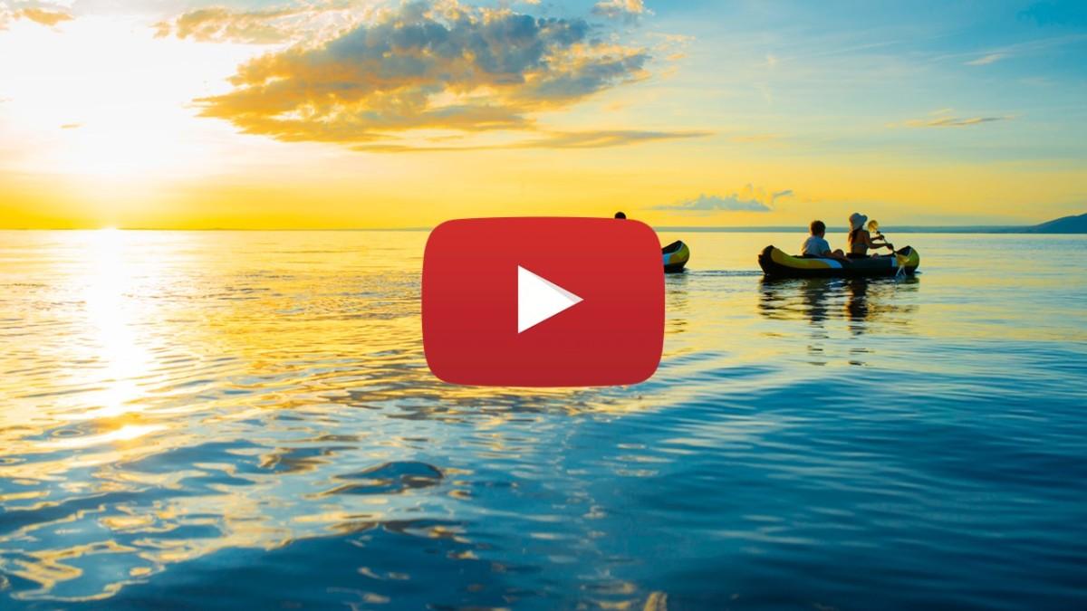 Estate in Calabria, cosa fare? Escursione in canoa a Caminia sullo Ionio