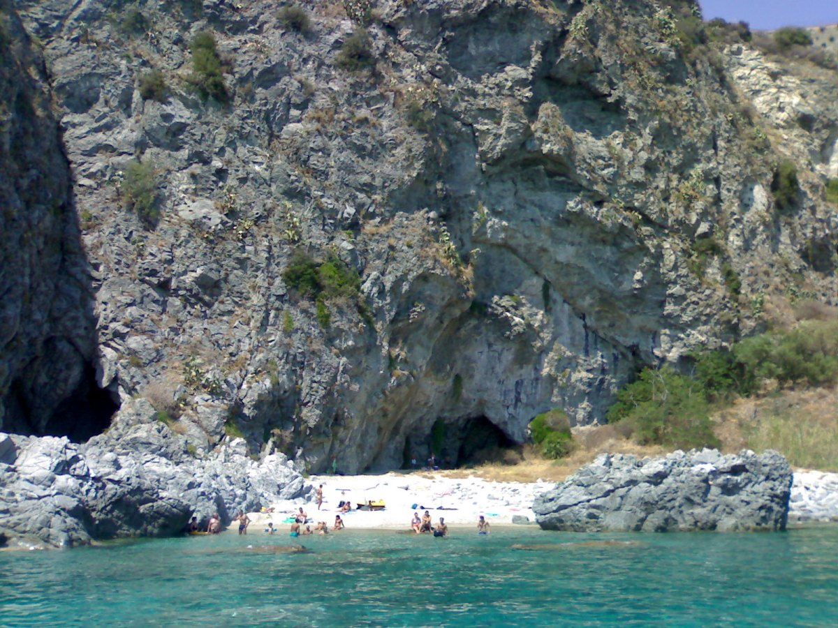 grotta San Gregorio