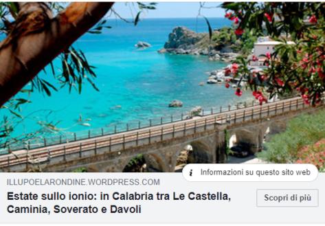 Vacanze sullo Ionio