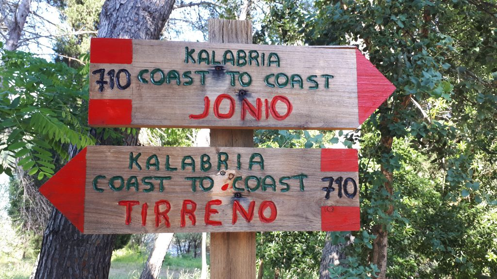 cartelli coast to coast calabria